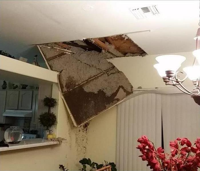 Storm Damage Water Damage 101