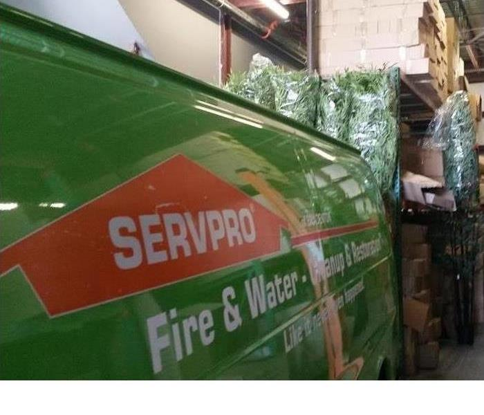Why SERVPRO Water Damage Requires Professional Clean-Up Now to Prevent Problems Later